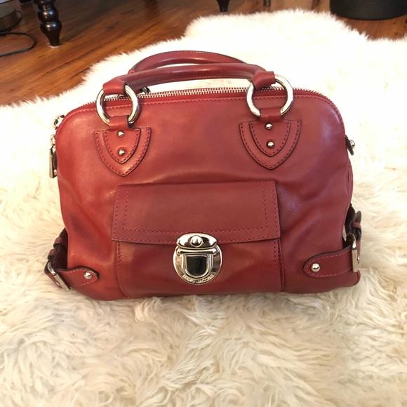 Marc Jacobs Handbags - Marc Jacobs Vintage Red Bag
